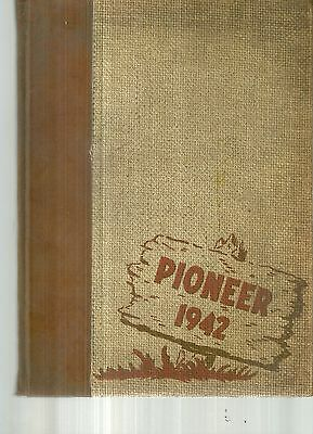 1942 Morton Junior College Yearbook Cicero Illinois