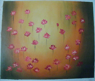 Flower Art 30 Images 2 Choose From 10 Oil Painting Rolled Or Stretched 20X24""
