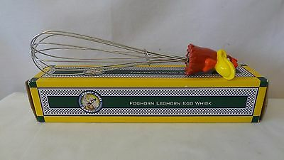 Warner Brothers 1996 Foghorn Leghorn Egg Whisk MIB #H275.
