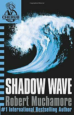 Shadow Wave (CHERUB), Muchamore, Robert Paperback Book The Cheap Fast Free Post