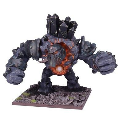 Mantic Kings of War BNIB Abyssal Dwarf Greater Obsidian Golem MGKWK101