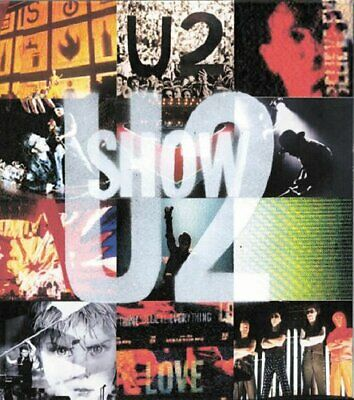 U2 Show: The Art of Touring by Diana Scrimgeour 0752856073