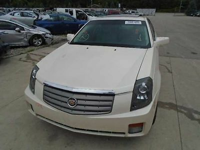 05 Cadillac Cts Chassis Ecm Airbag Below Center Console 373761