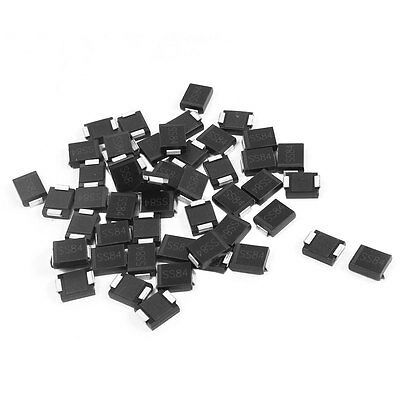 DO-214AB Package 40V 8A Semiconductor Schottky Diode SS84-C 50pcs