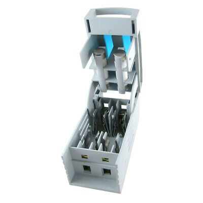 500VAC 16A 2 Pole Disconnect Isolating Switch Fuse Type