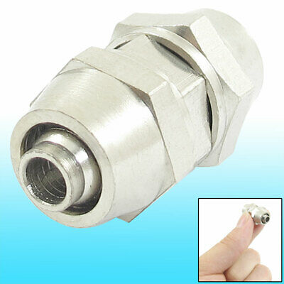 Industry Pneumatic Air Tube Straight Quick Coupler Coupling Fitting 8mm x 6mm