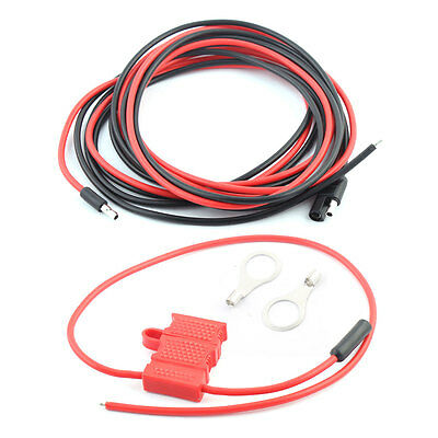 9.8ft DC Power Cable for Motorola Mobile Radio 950E