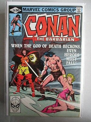 Conan the Barbarian (1970-1993) #120 VF/NM