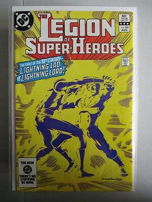 Legion of Super-Heroes Vol. 1 (1980-1984) #302 NM-