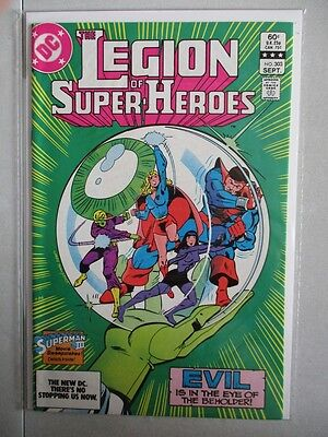Legion of Super-Heroes Vol. 1 (1980-1984) #303 NM