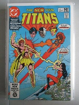 New Teen Titans (1980-1984) #11 NM-