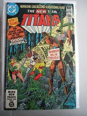 New Teen Titans (1980-1984) #13 VF/NM