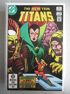 New Teen Titans (1980-1984) #29 NM