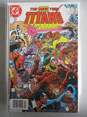 New Teen Titans (1980-1984) #37 VF