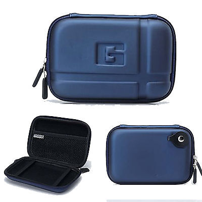 """5.2"""" Hard GPS Case Bag Carry Pouch For 5 Inch Garmin Nuvi 1450LMT 1490LMT  2450"""