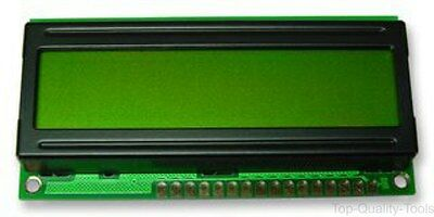 2X16 STANDARD PARALLEL INTERFACE LCD - Part Number D6110