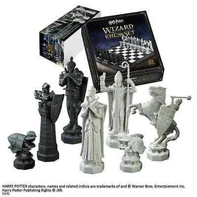 Harry Potter - Wizard Chess /  Final Challenge Chess Set - New & Official