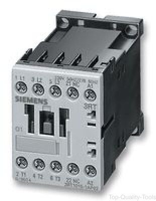 Contactor, Ac 3, 4Kw/400V, 3Rt10161Bb42 4320281