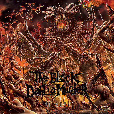 "THE BLACK DAHLIA MURDER Abysmal MARBLED Vinyl LP + Single 7"" [Ltd: 500] TBDM"