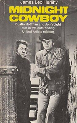 Midnight Cowboy by James L Helithy Paperback Book The Cheap Fast Free Post