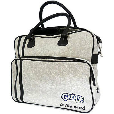 Grease - Is The Word Holdall / Overnight Bag - New & Official With Tag