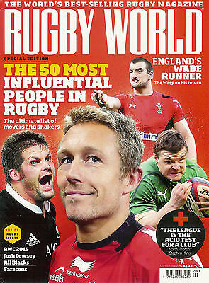 RUGBY WORLD MAGAZINE September 2014
