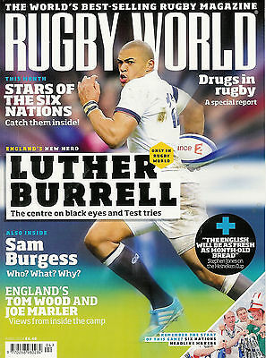 RUGBY WORLD MAGAZINE April 2014
