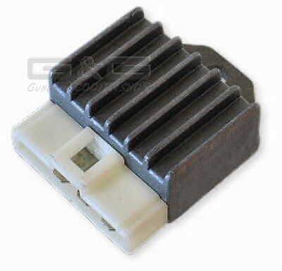 Voltage Regulator Rectifier For Yamaha Aerox Bws Jog Neos Slider Malaguti