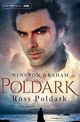 Ross Poldark, Graham, Winston Book The Cheap Fast Free Post