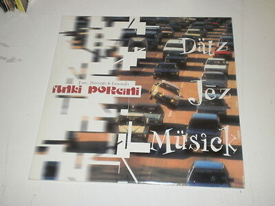 Funki Porcini - Love,pussycats & Carwrecks - 2 Lp Ninja Tune Records 1996 Uk -