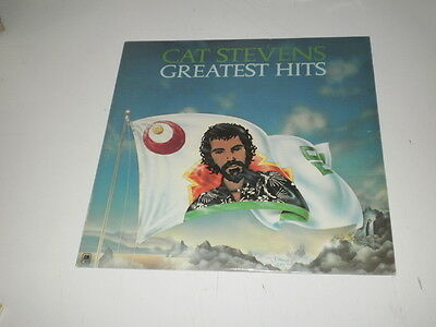 Cat Stevens - Greatest Hits - Lp 1975 A&m Records Made In Usa - Ois - Vg++/vg++