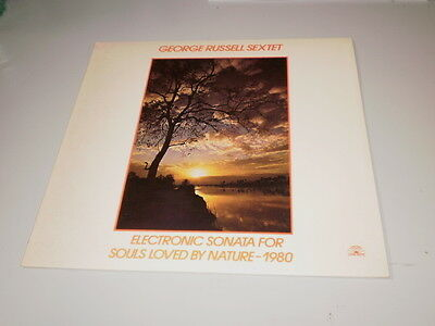 GEORGE RUSSELL SEXTET -  Electronic Sonata For Souls Loved By Nature - SOUL NOTE