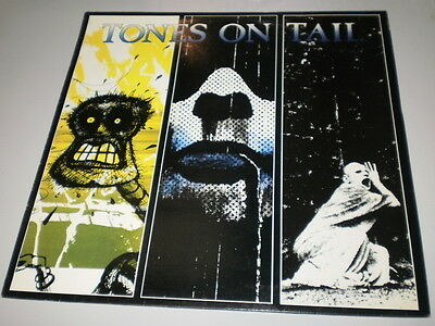 Tones On Tail - S/t - Omonimo - Goth Rock - Situation Two Records - Made In Uk -