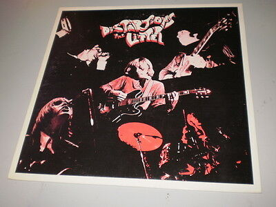 """The Litter - Distortions - Eva Records - Mono Reissue Lp - Made In France - 12"""""""
