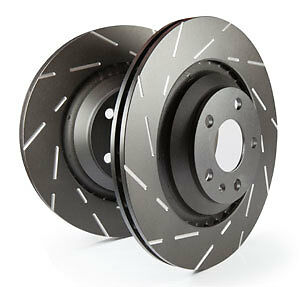 Ebc Ultimax Brake Discs Front Usr1648 To Fit Grande Punto/evo Abarth 1.4 Turbo