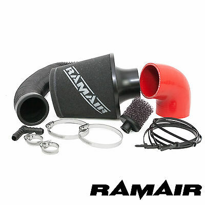 Ford Fiesta ST150 Performance Induction Intake Air Filter Kit by Ramair - Red