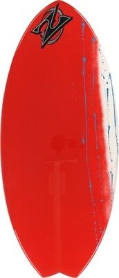 "ZAP FISH SKIMBOARD-47x20.25"" swallow tail ships Assorted Colorways"