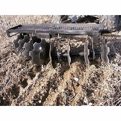Field Tuff ATV Disk Harrow- 51in W #ATV-51SGDH