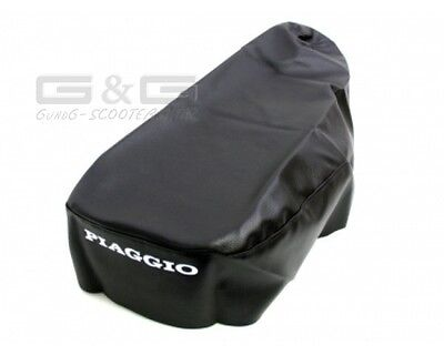 Seat Cover Seat Cover in black for Piaggio Vespa ET 2 4 ET2 ET4 50 - 125ccm
