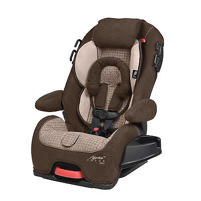 Safety 1st Alpha Omega Elite Convertible 3-in-1 Baby Car Seat - Brazil