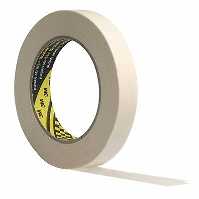 3M Scotch Bande Masquage (36mm) (Pack de 2 rouleaux) [50032-1]