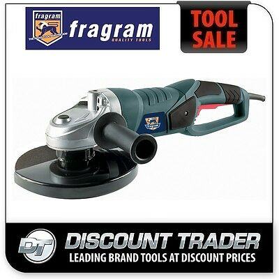 "Fragram 2200W 9"" 230mm Angle Grinder Soft Start - P1588"