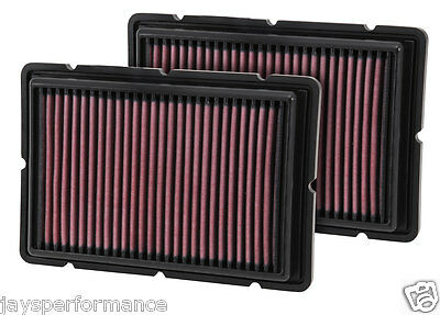 Kn Air Filter (33-2494) Replacement High Flow Filtration