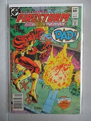 Firestorm - The Nuclear Man (1982-1990) #16 NM