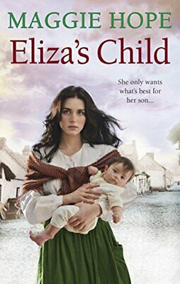 Eliza's Child by Hope, Maggie Book The Cheap Fast Free Post