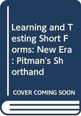 Learning and Testing Short Forms: New Era: Pi... by Walker, John James Paperback