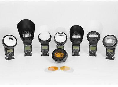Spinlight 360 Extreme Modular Flash Diffuser Ring Assembly System  5280
