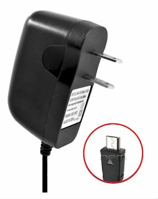 Home Wall AC Travel Charger Adapter for TMobile LG True 450 LG450 LG-B450