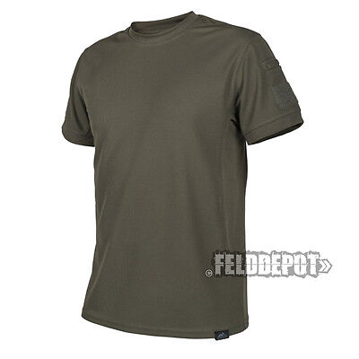 Helikon Tex Urban Tactical Line® Tactical T-Shirt - Oliv / Olive Green - TopCool