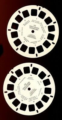Close Out Sale STEREO-RAMA 9 reels: Night Club, France & Switzerland